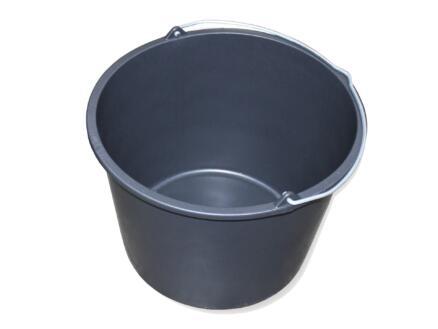 Scala bouwemmer 20l polyethyleen