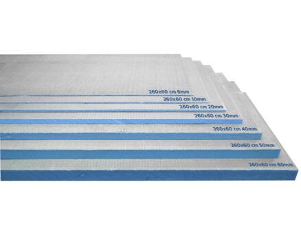 Marmox bouwplaat 260x60 cm 10mm