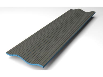 Marmox bouwplaat met lengte-insnijding 30mm
