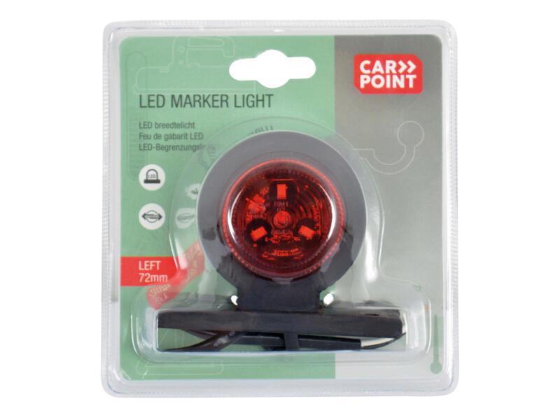 Carpoint breedtelicht LED links 72mm