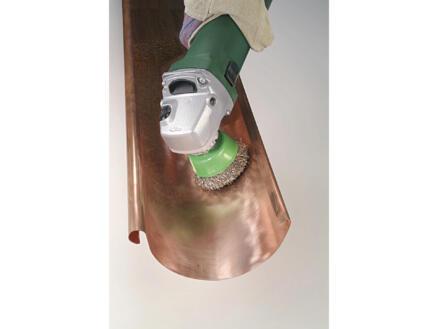 Bosch brosse boisseau à fils ondulés 65mm M14 inox