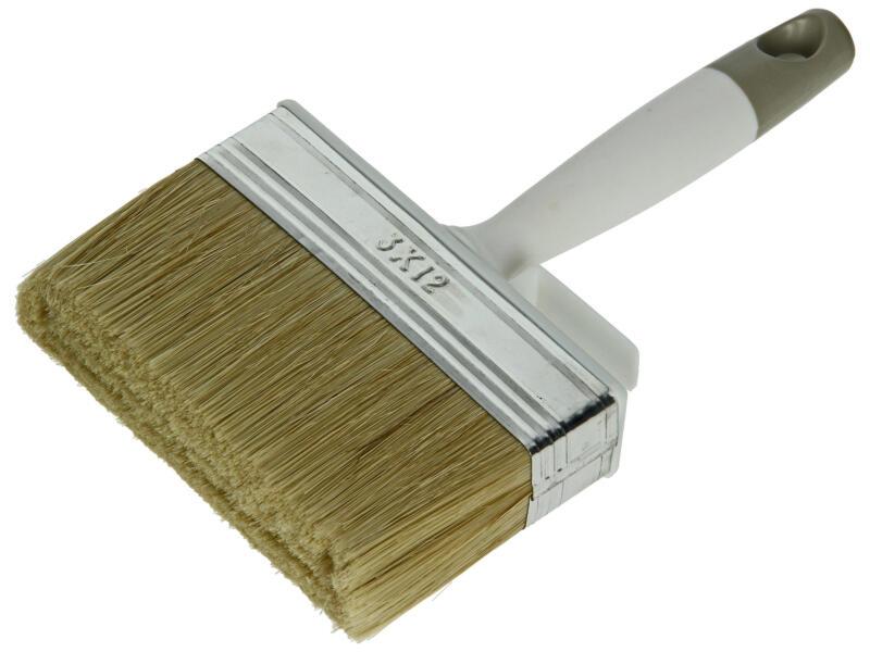 Sam brosse carrée 120mm