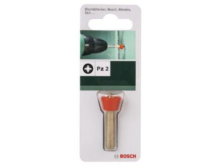 Bosch butée de profondeur pour plaques de plàtre avec embout PZ2 25mm