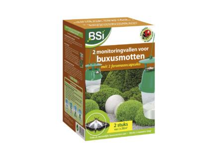 Bsi buxusmottenval met 2 feromooncapsules