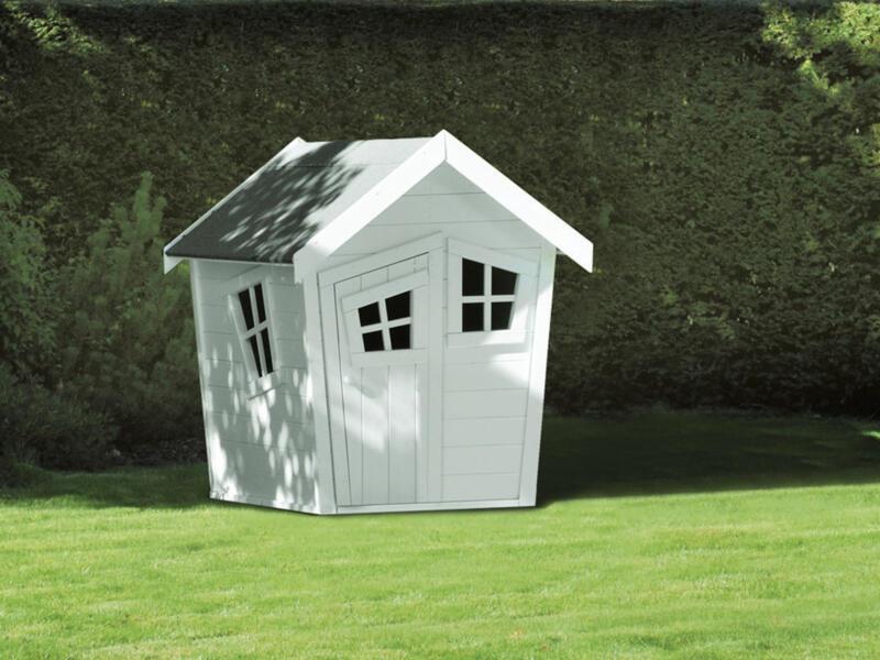 Gardenas cabane enfant lutin imprégné