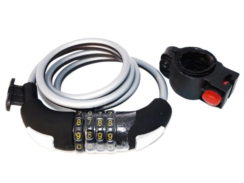 Maxxus câble antivol à clé 100cm