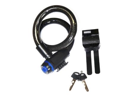 Maxxus câble antivol à clé 65cm