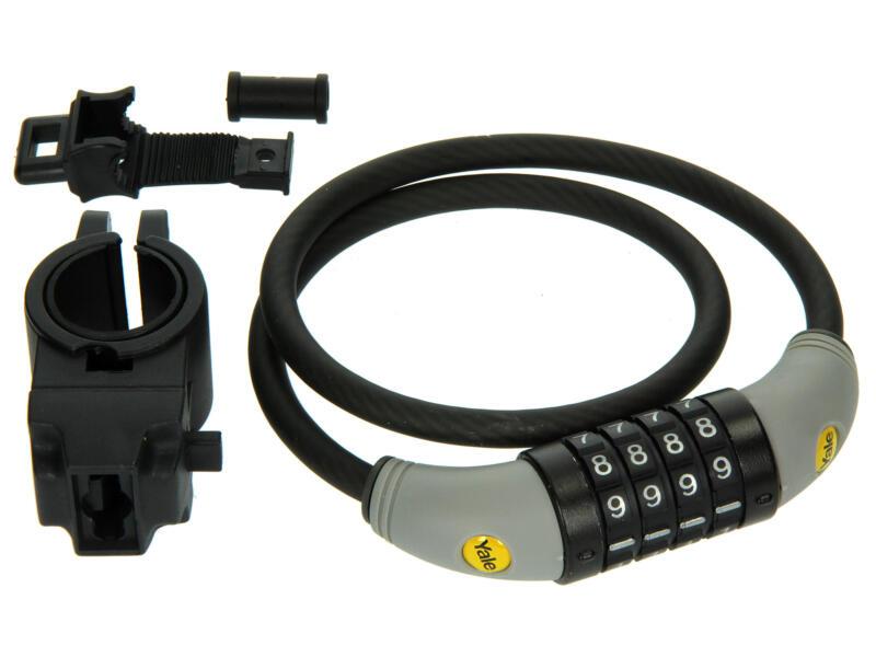 câble antivol à combinaison 60cm