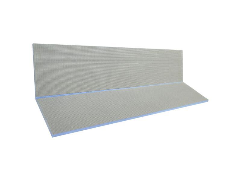 Marmox cache-tuyau élément d'angle 150-150 mm