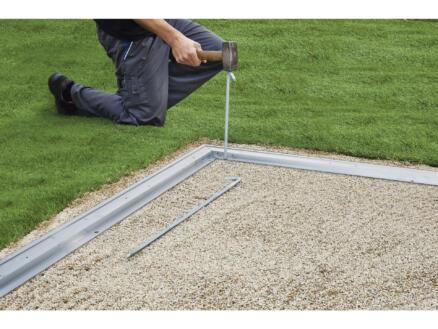 Biohort cadre de sol pour CasaNova 3x3 m