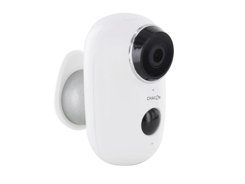 Chacon caméra IP extérieure avec wifi 120°