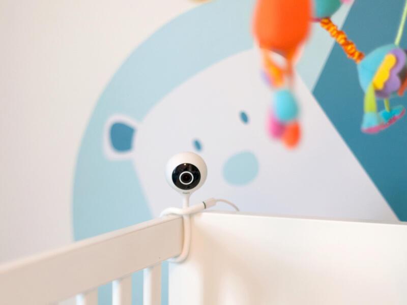 Chacon caméra intérieure HD avec wifi