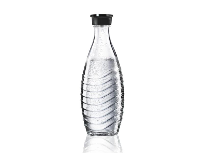 SodaStream carafe en verre 2 pièces