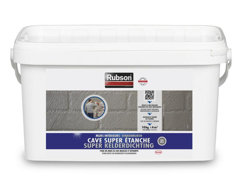 Rubson cave super étanche 10kg gris