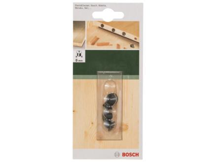 Bosch centerpunt 8mm 4 stuks