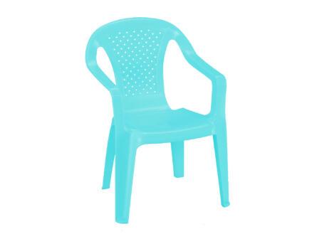 Progarden chaise de jardin enfants bleu
