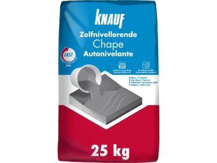 Knauf chape autonivelante 25kg