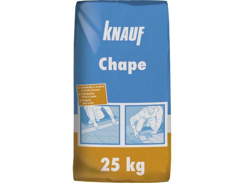 Knauf chape béton 25kg