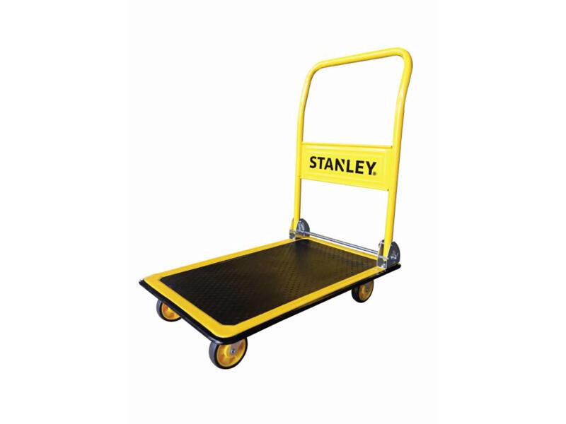 Stanley chariot à plateau pliant 150kg