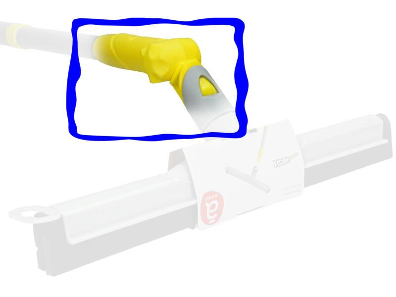 Click&Wash charnière pour manche télescopique