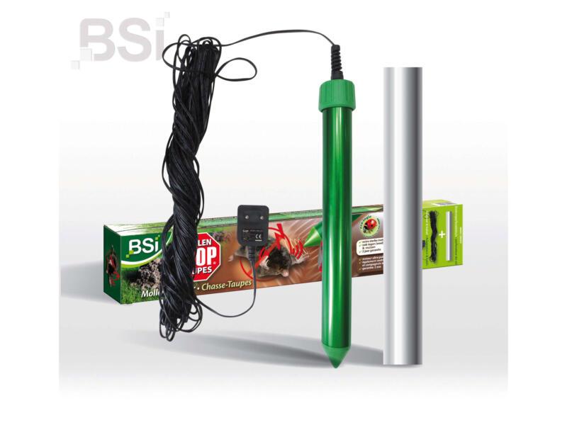 chasse-taupes électromécanique + cable + adapteur