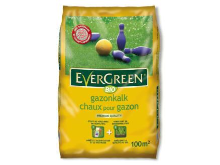 Evergreen chaux pelouse 10kg 100m²