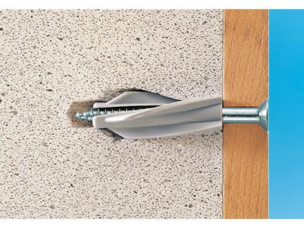Fischer chevilles pour béton cellulaire GB 8x50 mm 25 pièces