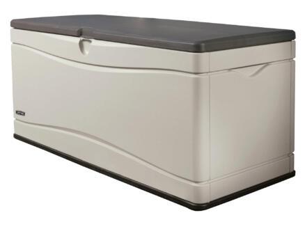 Lifetime coffre de jardin 152,4x61x67,3 cm beige
