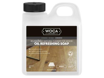 Woca conditionneur d'huile pour bois 1l blanc
