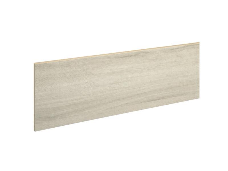 CanDo contremarche 130x20 cm burgos chêne gris clair 3 pièces