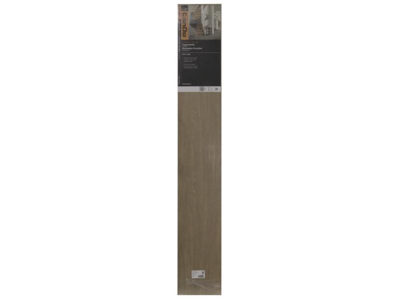 CanDo contremarche 130x20 cm burgos chêne truffle 3 pièces