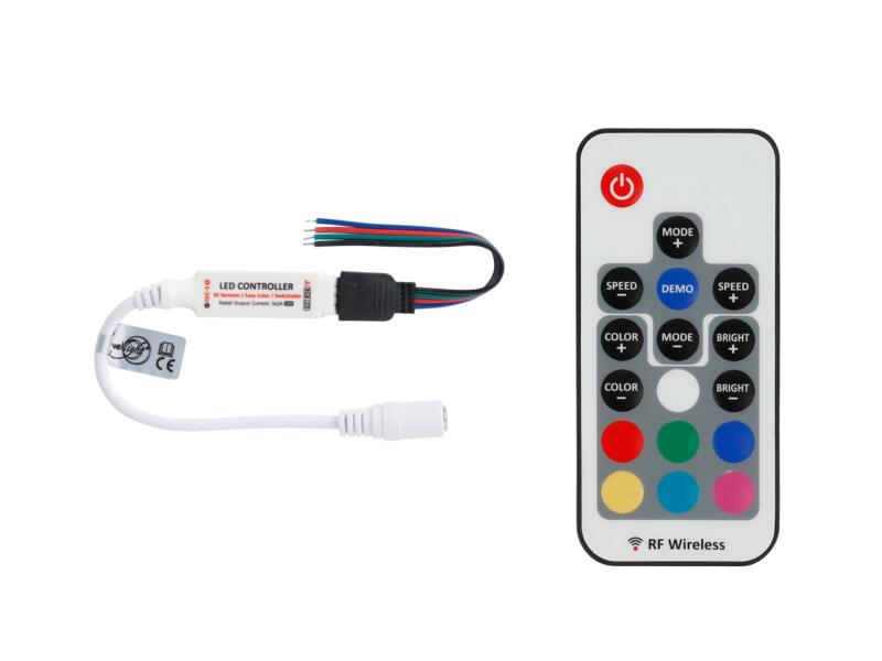Vellight contrôleur LED RGB + télécommande