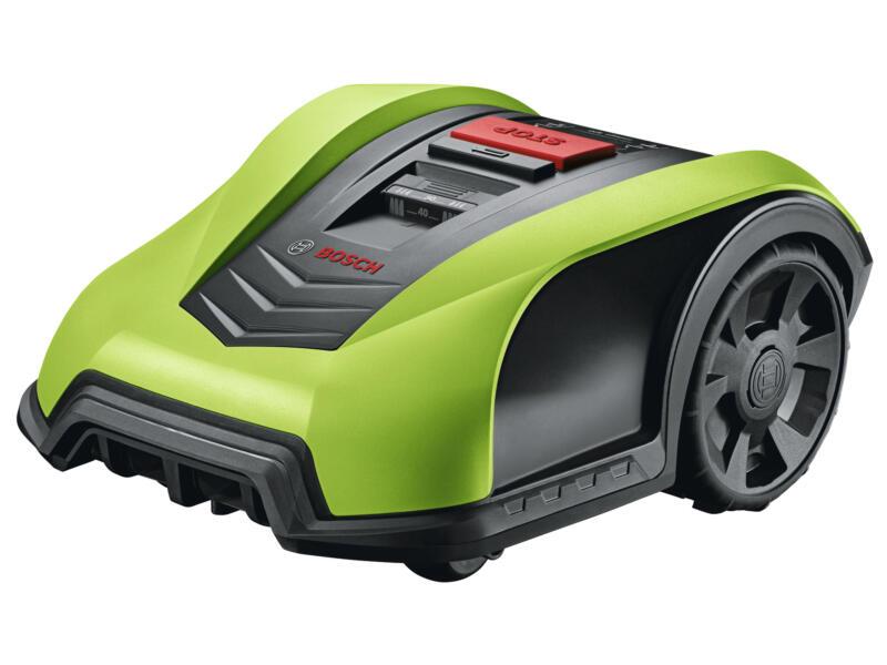 Bosch coque interchangeable Indego 400/700 jaune-vert