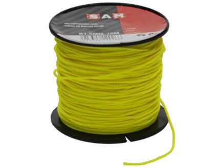 Sam corde de maçon 70m 1,5mm