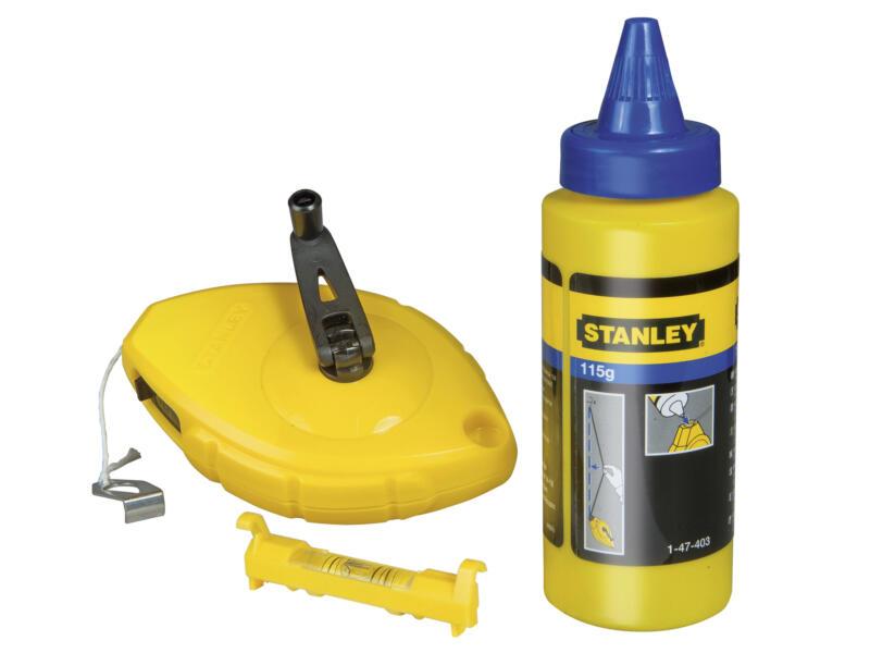 Stanley cordeau à tracer 30m
