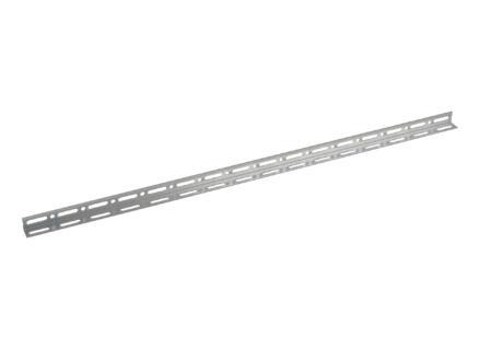 Practo Home cornière 1m 30x30 mm acier