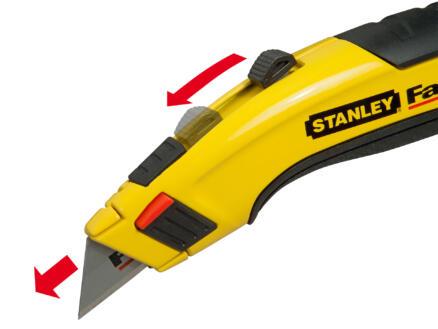 Stanley Fatmax couteau rétractable