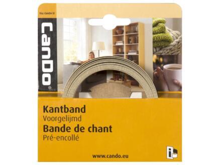 CanDo couvre-chants 2,8m x 24 mm chêne bronze