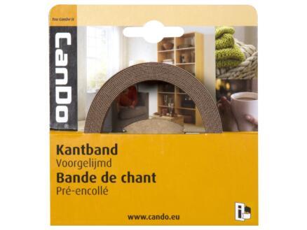 CanDo couvre-chants 2,8m x 24 mm chêne rustique