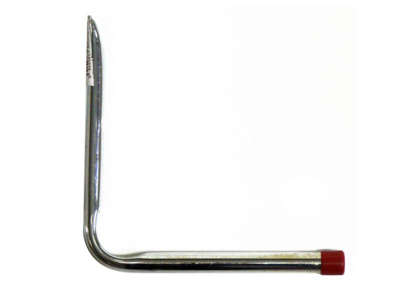Maxxus crochet de rangement droit 20cm