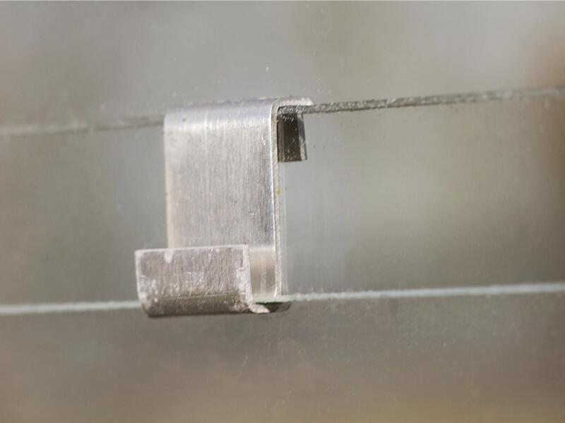 Royal Well crochets à verre 20 pièces