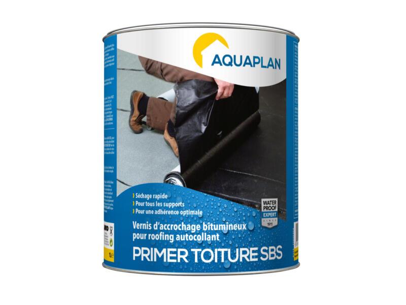 Aquaplan dakprimer SBS voor zelfklevende dakrol 1l