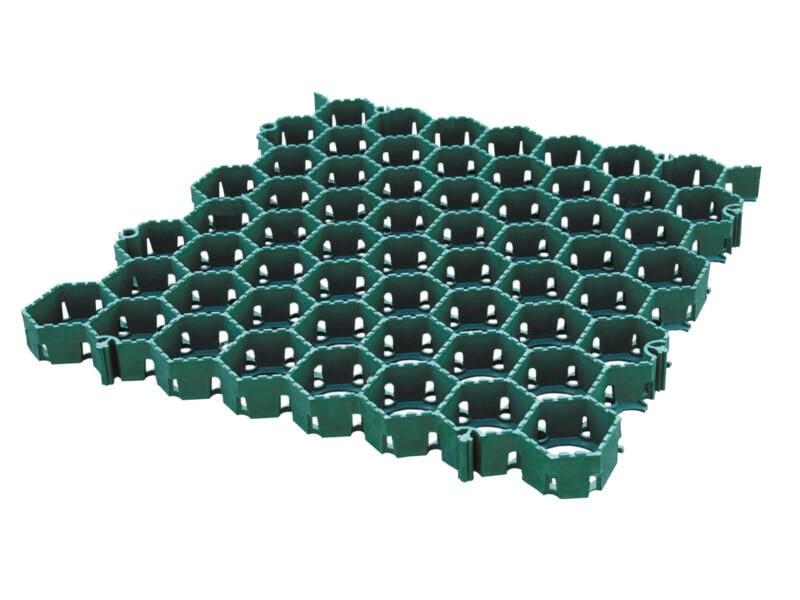 Scala dalle gazon 50x50x3,8 cm 0,25m² vert