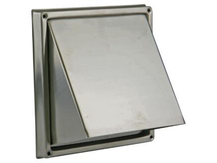 Renson dampkaprooster 150mm inox