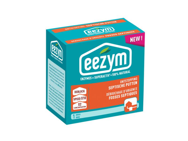eezym déboucheur d'urgence fosses septiques 1 dosage