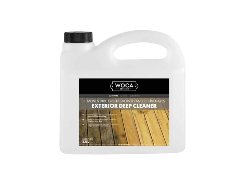 Woca dégriseur bois extérieur 2,5l