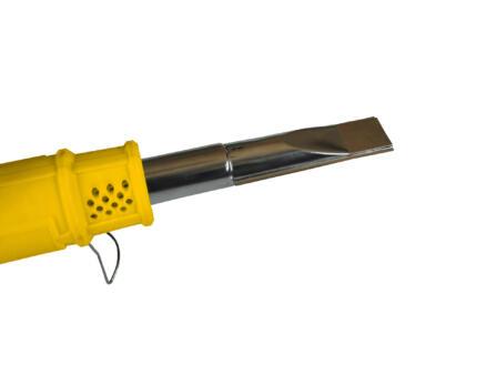 Practo désherbeur électrique 3-en-1 + 5 embouts