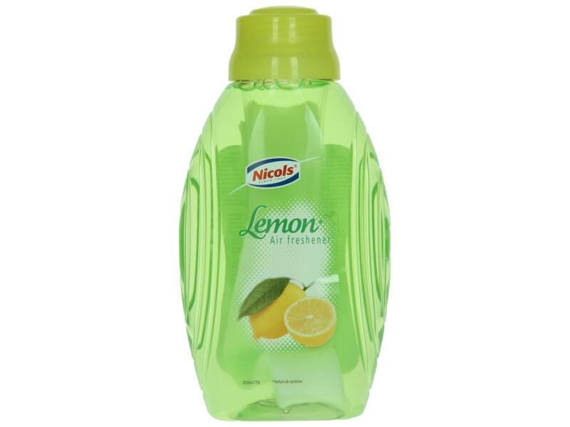 Nicols désodorisant mèche citron