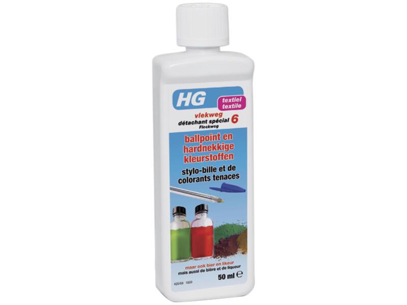 HG détachant spécial stylo-bille 50ml