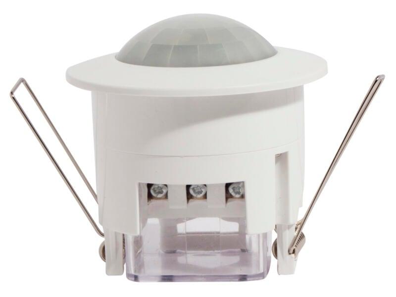 Chacon détecteur de mouvement à encastrer blanc